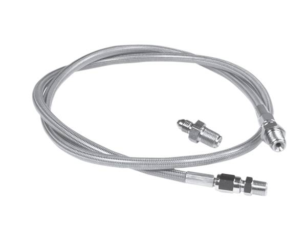 stainless steel brake hoses