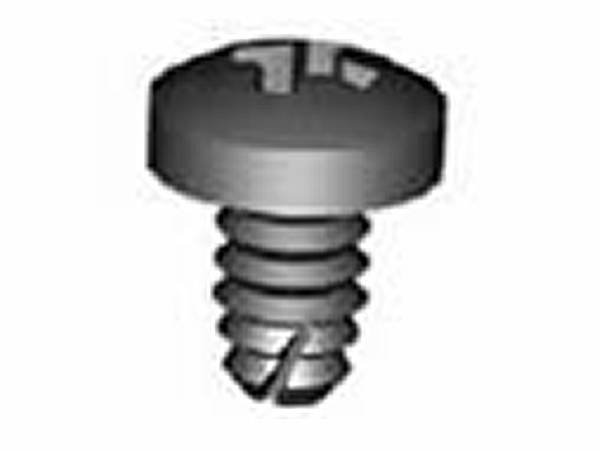 Screws used with rubber brake hose